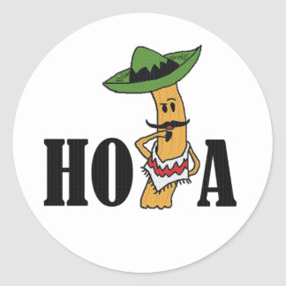 HOLA HHM Stickers