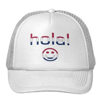 Hola hispanoamericano Hola de los regalos + Cara s Gorro De Camionero