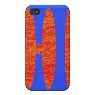 hola hola o iniciales o palabra de Hawaii iPhone 4 Coberturas