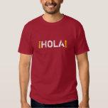 HOLA (hola!) Remera