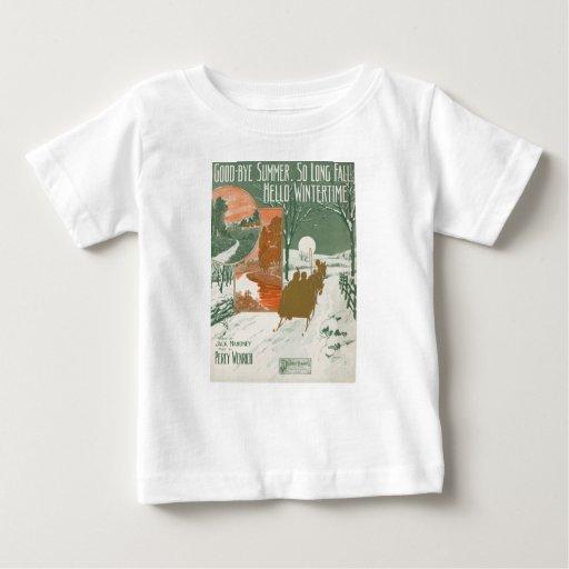 Hola invierno t-shirt