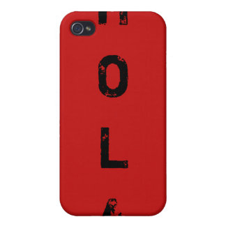 HOLA iPhone 4/4S COVERS