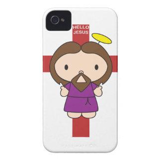 Hola Jesús iPhone 4 Cárcasa