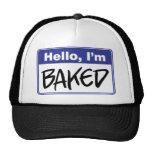 Hola, me cuecen gorra