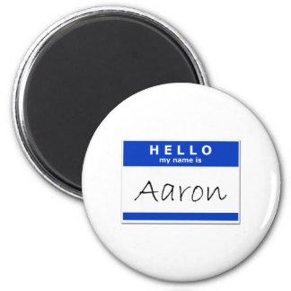 Hola mi nombre es Aaron Imán Redondo 5 Cm