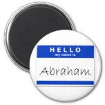 Hola mi nombre es Abraham Iman