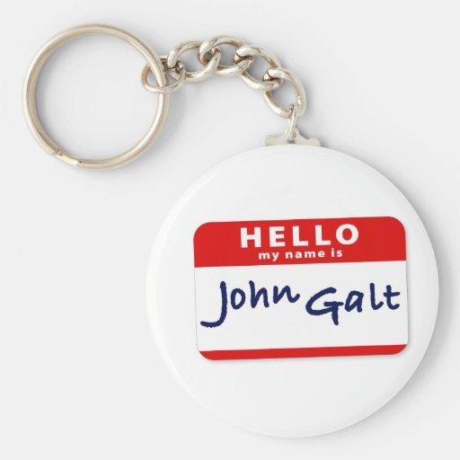 Hola mi nombre es Juan Galt Llavero