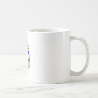 Hola mi nombre es mantequilla de la almendra taza clásica
