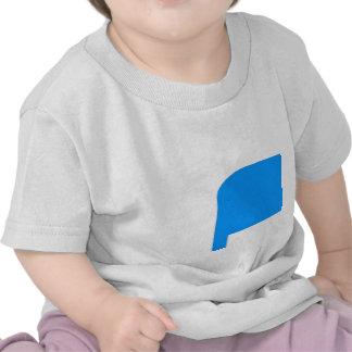 Hola mi nombre es (no usted tiene gusto de saber) camiseta