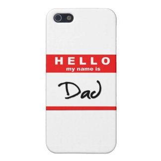 Hola mi nombre es papá iPhone 5 cobertura