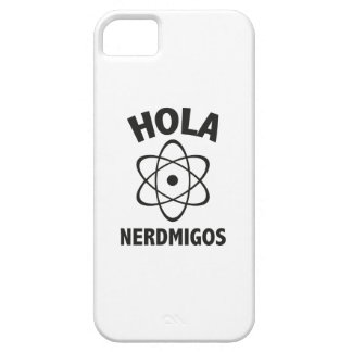 Hola Nerdmigos iPhone SE/5/5s Case