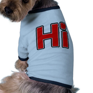 Hola Ohio Camiseta Con Mangas Para Perro