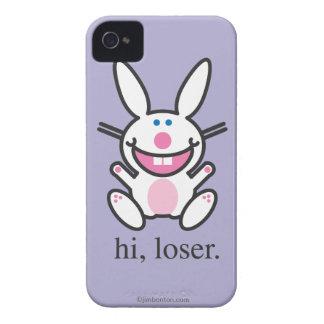 Hola perdedor iPhone 4 cárcasas