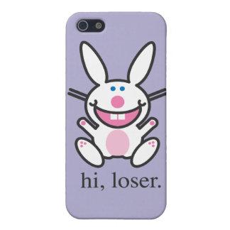 Hola perdedor iPhone 5 carcasa