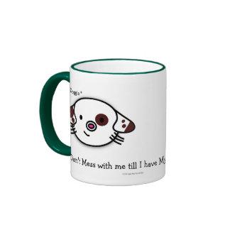 ¡Hola perrito! Taza