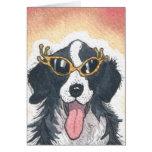 ¡Hola perritos! Tarjeta De Felicitación