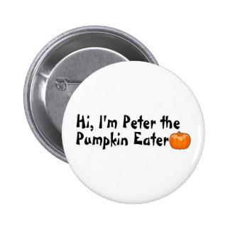 Hola Peter el comedor de la calabaza Pins