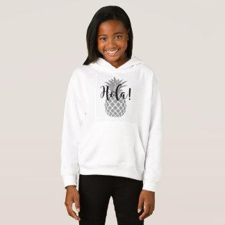 Hola! Pineapple Hooded Sweatshirt