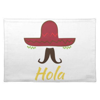 Hola Placemats