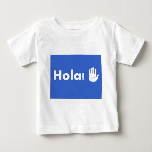 Hola Playera