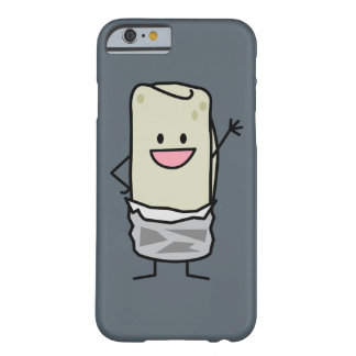 Hola que agita del Burrito feliz Funda De iPhone 6 Barely There