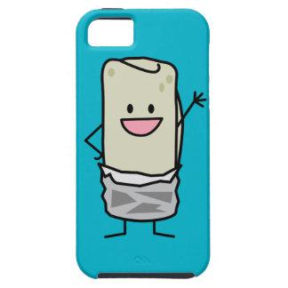 Hola que agita del Burrito feliz iPhone 5 Carcasa