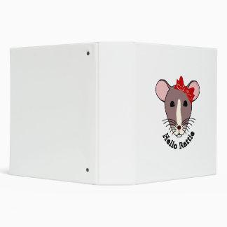 "Hola Rattie Carpeta 2"""