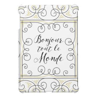 Hola revendedor alegre Le Monde de Bonjour del