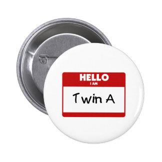 Hola soy A gemela Pins