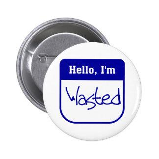 Hola soy botón perdido pins