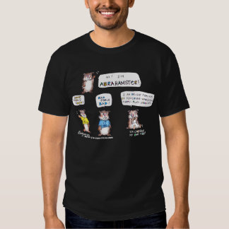 Hola, soy ropa oscura de la camiseta de remeras