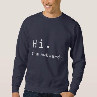 """""""Hola. Soy torpe."""" Camiseta"""