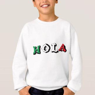 HOLA SUDADERA