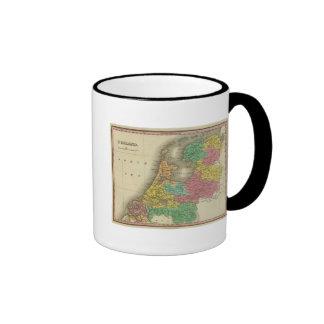 Holanda 2 tazas de café
