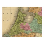 Holanda 3 tarjetas postales
