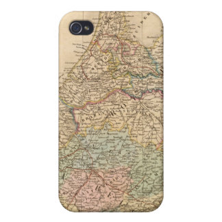 Holanda, Bélgica 2 iPhone 4 Carcasa