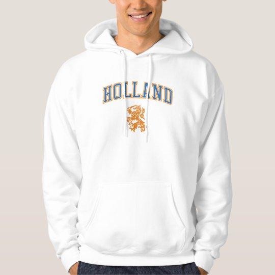 Holanda + Escudo Sudadera