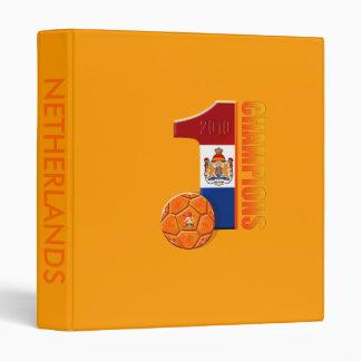 Holanda ningunos 1 campeones 2010