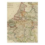 Holanda o las siete provincias unidas postales