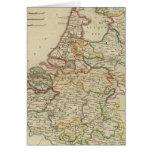 Holanda o las siete provincias unidas tarjeton