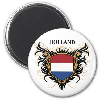 Holanda [personalice] imanes de nevera