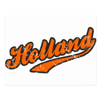 Holanda Tarjeta Postal