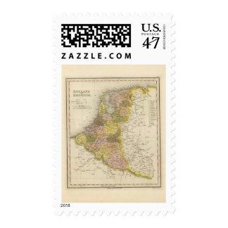 Holanda y Bélgica 2 Timbres Postales