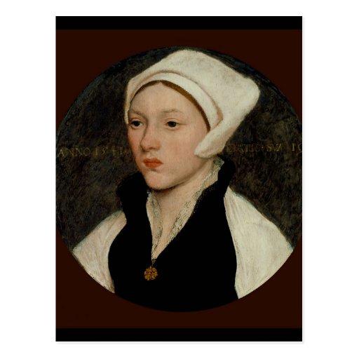 Holbein Postcard