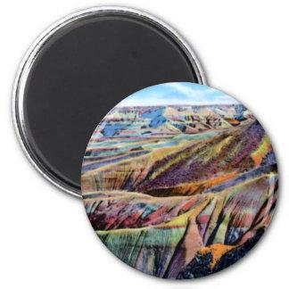 Holbrook Arizona Vermilion Cliffs Magnet