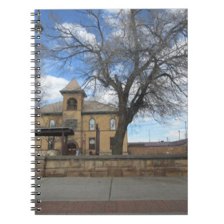 Holbrook, Az. Courthouse Spiral Note Books