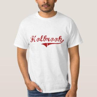 Holbrook Massachusetts Classic Design T-Shirt