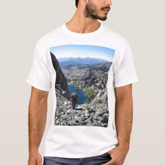 Holcomb Lake - Ansel Adams Wilderness - Minarets T-Shirt