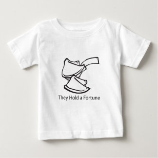 Hold A Fortune Baby T-Shirt