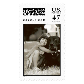 Hold A True Friend With Both Hands Postage